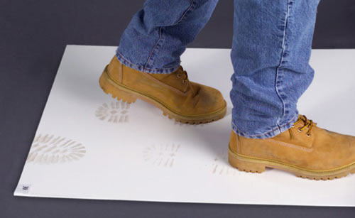 Adhesive mats for use in hospitals, cleanrooms, offices, server rooms, and more.